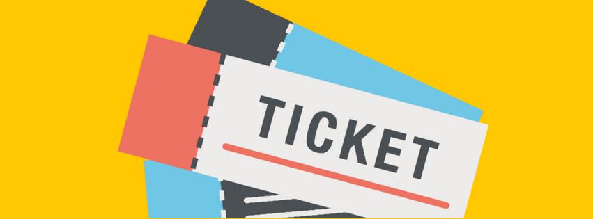 Tickets para evento (MXN)